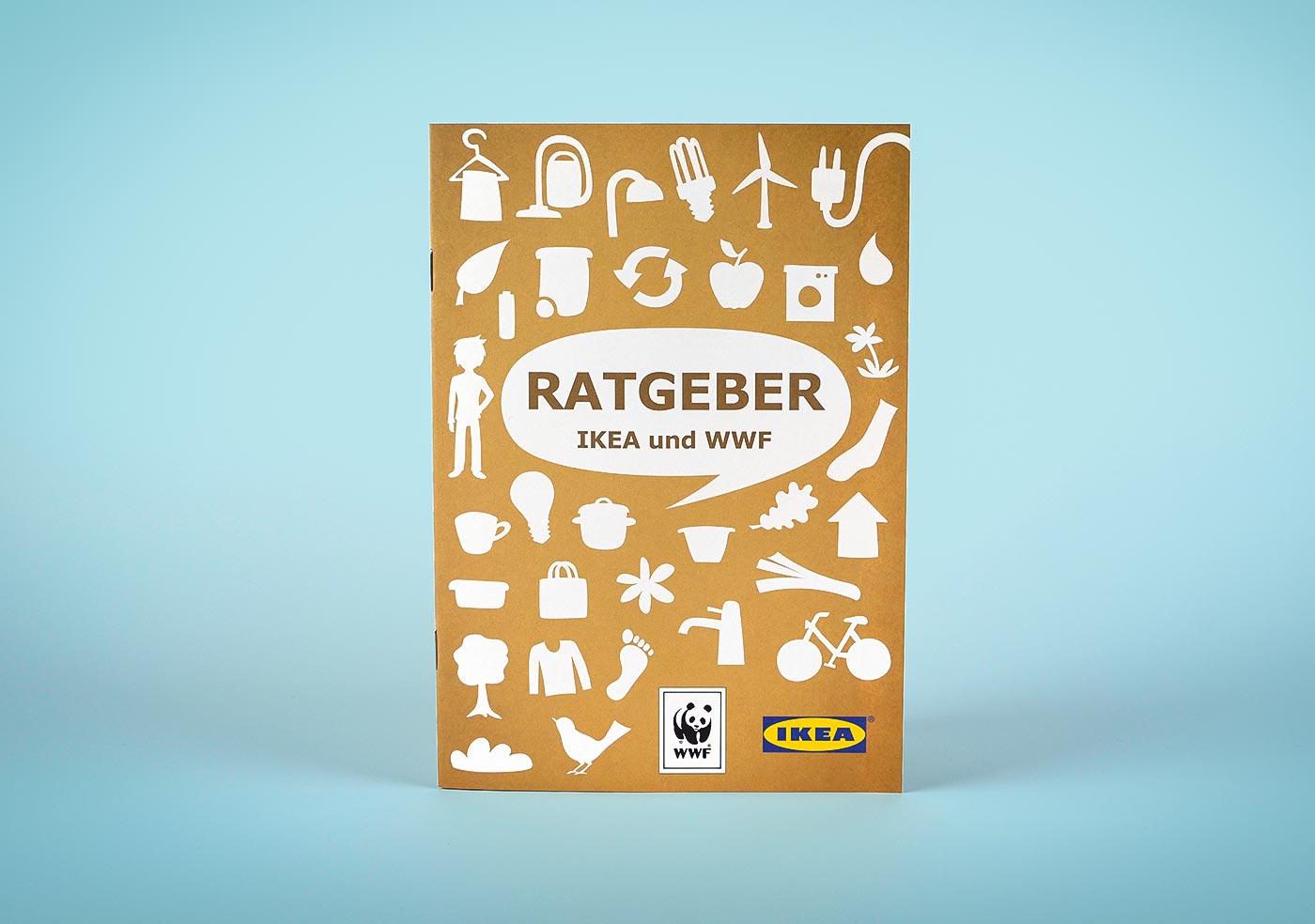 Nachhaltigkeits-Ratgeber für IKEA und WWF