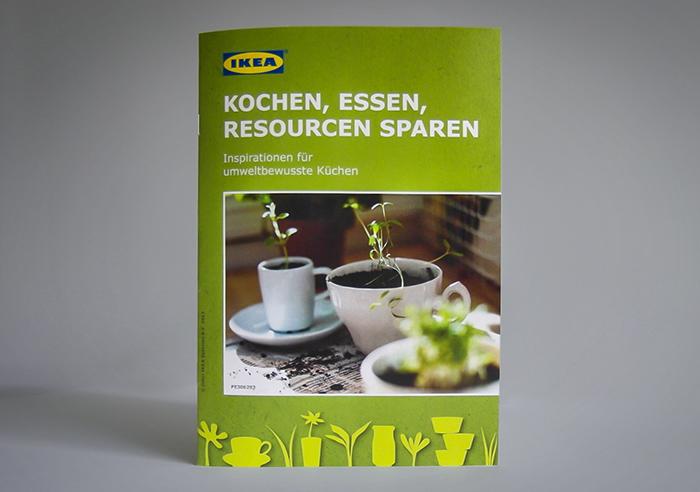 Food Broschüre für IKEA